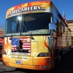 9-11 Patch Project Manhattan to Manhattan Tour Bus