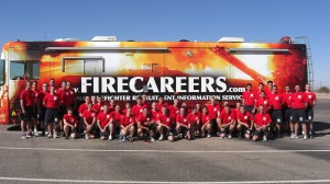 Pima Firefighter 1 Academy