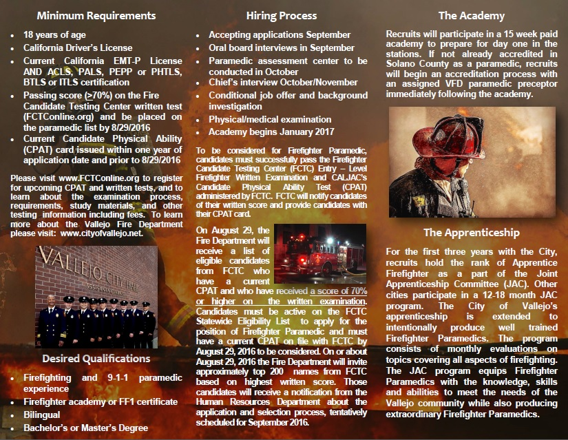 Perfect Firefighter Candidate Firecareers Fcblog
