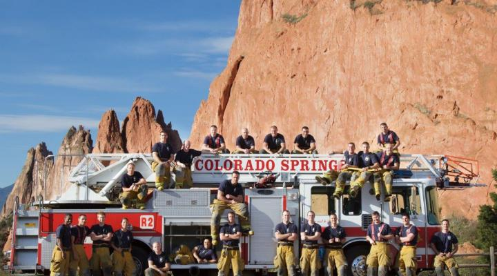 2018 Firefighter Orientation Sessions – Colorado Springs Fire